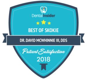 Best of Skokie award Dental Insider